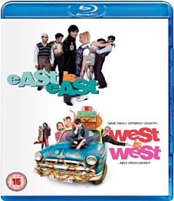 East is East / West is West Double PackBlu-ray