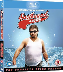 Eastbound and Down - Season 3Blu-ray