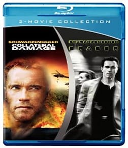 Eraser & Collateral Damage: Double Pack [US Import]Blu-ray