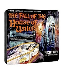 Fall of the House of Usher SteelbookBlu-ray