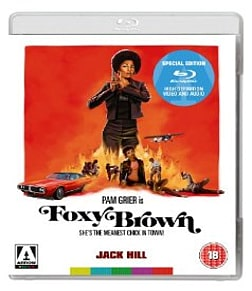 Foxy BrownBlu-ray