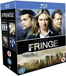 Fringe - Season 1-4Blu-ray