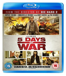 Five Days of WarBlu-ray