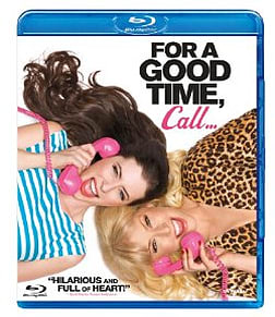 For A Good Time Call...Blu-ray