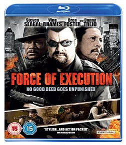 Force Of ExecutionBlu-ray