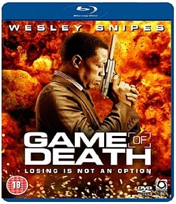 Game Of Death [2010]Blu-ray