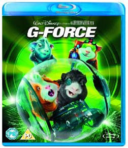G-ForceBlu-ray