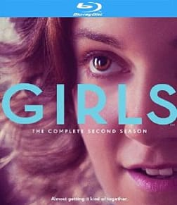 Girls - Season 2Blu-ray