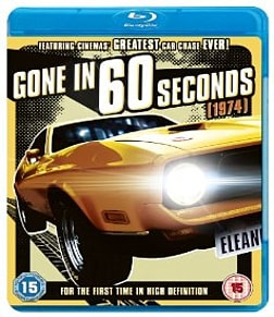 Gone In 60 Seconds [1974]Blu-ray