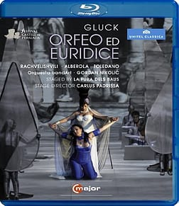 Gluck: Orfeo Ed Euridice C Major: 71040Blu-ray