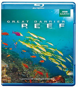 Great Barrier ReefBlu-ray