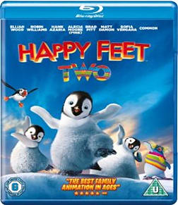 Happy Feet TwoBlu-ray
