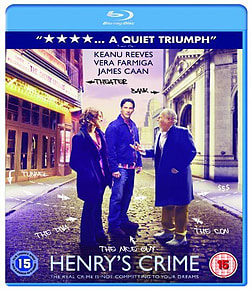 Henrys CrimeBlu-ray