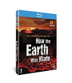 How the Earth Was Made - Season 1Blu-ray