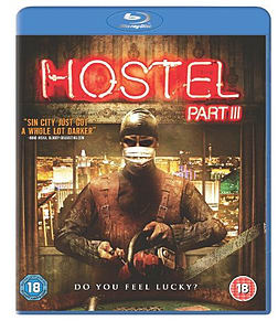 Hostel: Part IIIBlu-ray