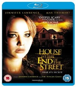 House at the End of the StreetBlu-ray