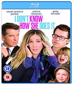 I Dont Know How She Does ItBlu-ray