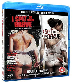 I Spit On Your Grave CollectionBlu-ray