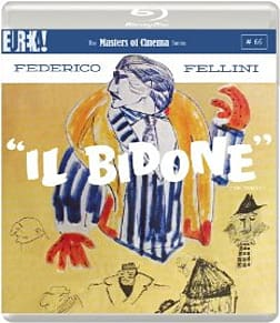Il Bidone [Masters of Cinema]Blu-ray