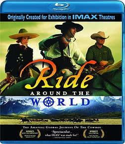 IMAX - Ride Around The World - 2D VersionBlu-ray