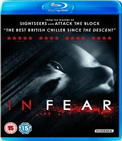 In Fear [2013]Blu-ray