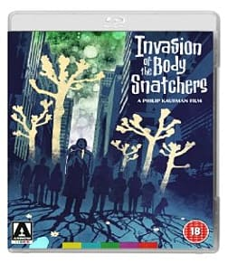 Invasion of the Body SnatchersBlu-ray