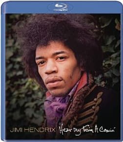 Jimi Hendrix: Hear My Train A Comin'Blu-ray