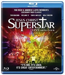 Jesus Christ Superstar - LiveBlu-ray