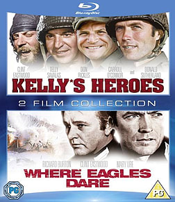 Kellys Heroes/Where Eagles Dare Double PackBlu-ray