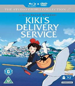 Kikis Delivery Service [Blu-ray + DVD]Blu-ray