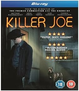 Killer JoeBlu-ray