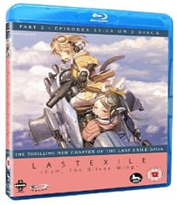 Last Exile - Fam The Silver Wing: Part 2Blu-ray