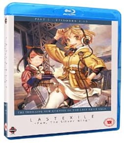 Last Exile: Fam The Silver Wing Part 1Blu-ray