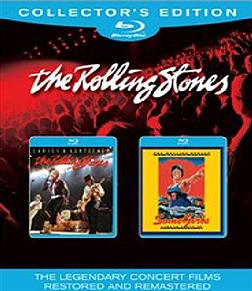 The Rolling Stones - Ladies & Gentlemen + Some Girl, Live in TexasBlu-ray
