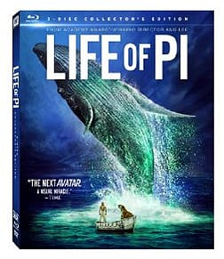 Life of Pi Collectors Edition [US Import]Blu-ray