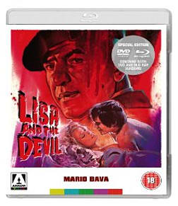 Lisa and the Devil Dual FormatBlu-ray