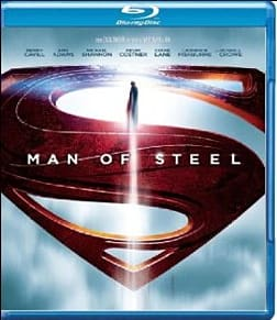 Man of Steel [2013] [US Import]Blu-ray