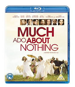 Much Ado About NothingBlu-ray