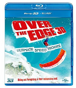 Over the Edge: Ultimate Speed RidersBlu-ray