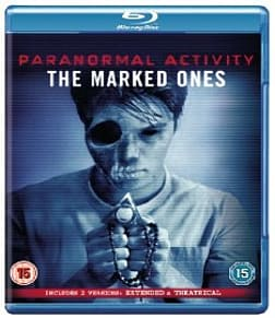 Paranormal Activity: The Marked OnesBlu-ray