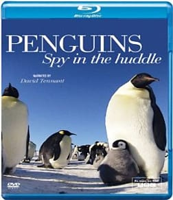 Penguins - Spy in the HuddleBlu-ray