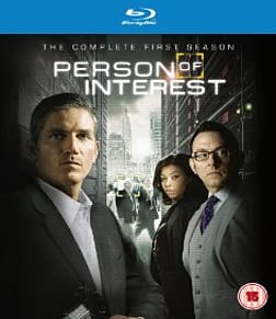 Person of Interest - Season 1Blu-ray