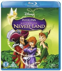 Peter Pan 2: Return to NeverlandBlu-ray