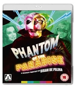 Phantom of the Paradise rBlu-ray