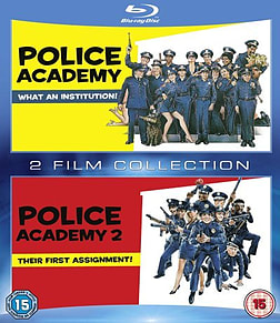 Police Academy /Police Academy 2: Two Film CollectionBlu-ray