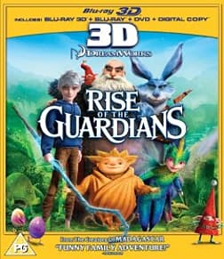 Rise of the GuardiansBlu-ray