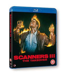 Scanners 3 - The TakeoverBlu-ray