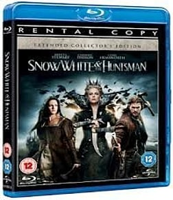 Snow White and the HuntsmanBlu-ray