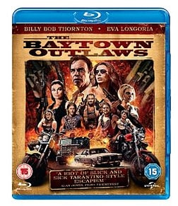 The Baytown OutlawsBlu-ray