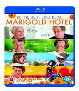 The Best Exotic Marigold HotelBlu-ray